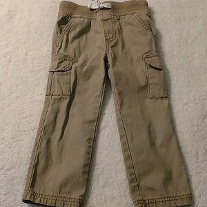 Carter's 4t cargo pants